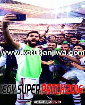 PES 2016 Super Patch 8.1 DLC 3.0 Single Link Ketuban Jiwa