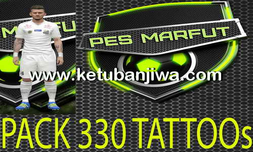 PES 2016 Tattoo Pack 330 by Marcéu Ketuban Jiwa
