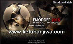 EModder-Patch Graphic PES 2017 Alike For PES 2016 by ESM87 Ketuban Jiwa