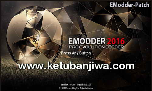 EModder-Patch Graphic PES 2017 Alike For PES 2016 by ESM87 Ketuban Jiwa