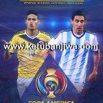 PES 2013 Copa America Centenario 2016 Patch by APP2013