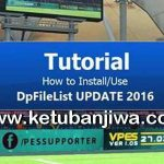 PES 2016 DpFileList Update v2.0 by PhucProITBoy