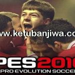 PES 2016 GamePlay Mod PES6 by Raja