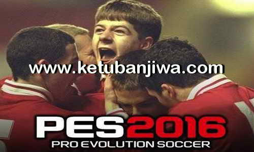 PES 2016 GamePlay Mod PES6 by Raja Ketuban Jiwa