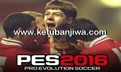 PES 2016 GamePlay Mod PES6 by Raja Ketuban Jiwa