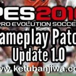 PES 2016 GamePlay Patch 1.0 Update by Raja