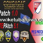PES 2016 MLS + CONCACAF Patch 1.0 For PTE Patch 5.1