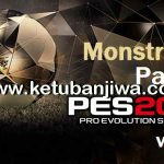 PES 2016 Monstrous Patch 1.00 by Moba