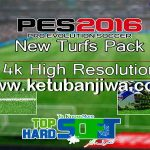 PES 2016 Turf Pack by TopHardSoft