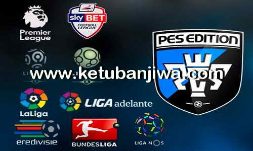 PES 2016 Official Patch by PESEdition Argentina Ketuban Jiwa