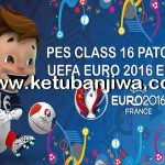 PES 2016 PES CLASS Patch v3.0 Euro 2016 Edition