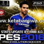 PES 2016 PSD Stats v4.0 For PTE Patch 5.1 by RMB