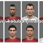 PES 2016 Portugal Facepack EURO 2016 23 Player
