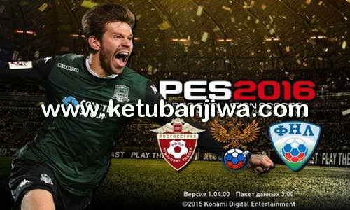 PES 2016 RPL ULPES Patch Online 0.4 Full AIO Ketuban Jiwa