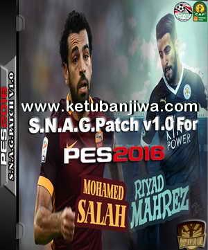 PES 2016 S.N.A.G Patch v1.0 Ketuban Jiwa