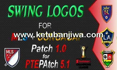 PES 2016 Swing Logos Pack For MLS and Concacaf Patch 1.0 Ketuban jiwa