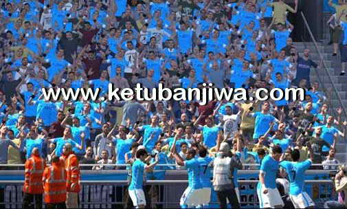 PES 2016 Test Crowds by Harlock Ketuban Jiwa