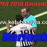 PES 2016 Test GamePlay Patch by Harlock