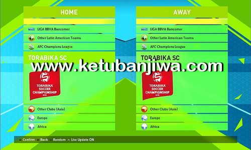 PES 2016 Torabika Soccer Championship Addon 2.0 For PTE Patch 5.1 by Jaya Nur Ihsan Ketuban Jiwa
