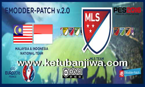 PES 2016 eModder Patch 2.0 All In One Single Link Ketuban Jiwa