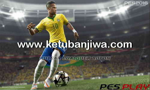 PES 6 Online PESPLAY Patch 2016 For PS2 Ketuban Jiwa