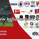 PES 2013 PESEdit 6.0 Update IE Patch v3 + Torabika SC