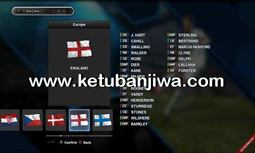 PES 2013 PESEdit 6.0 Option File Update EURO 2016 by Vietyb00 Ketuban Jiwa