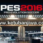 PES 2016 Apocaze GamePlay v5.0 DLC 4.0