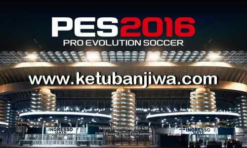 PES 2016 Apocaze GamePlay 5.0 DLC 4.0 Ketuban Jiwa