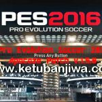 PES 2016 Apocaze Patch 1.5.0 + DLC 4.0