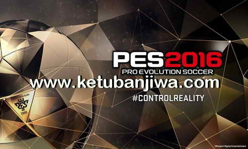 PES 2016 Control Reality Patch by Moba Ketuban Jiwa