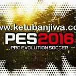 PES 2016 Crack Only 3DM Patch 1.05 + DLC 4
