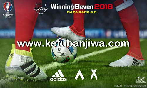 PES 2016 DLC 4.00 PS3 Update Official Data Pack Ketuban Jiwa