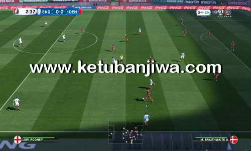 PES 2016 Dunksuriya Patch 5.5 Update DLC 4.0 Ketuban Jiwa