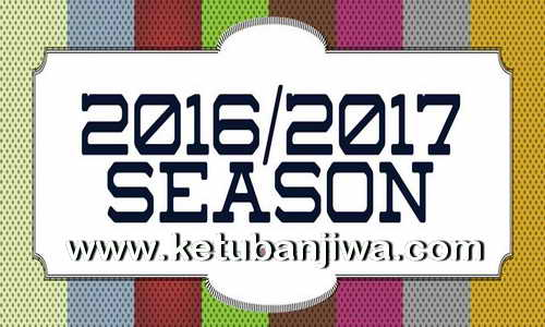 PES 2016 Dunksuriya Patch 5.7 Update Season 2016-2017 Ketuban Jiwa
