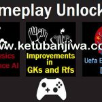 PES 2016 GamePlay Unlocked 1.04 EURO 2016 DNA by Moba
