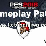 PES 2016 Gameplay Patch 1.00 DLC 4.0 by Caesar