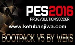 PES 2016 HD Bootpack v5 AIO by Wens Ketuban Jiwa