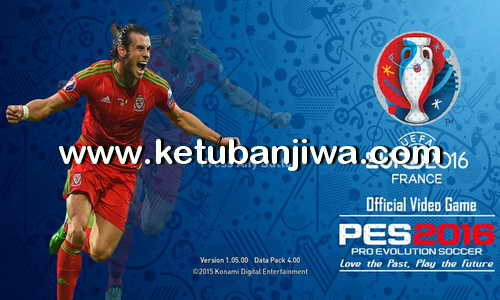 PES 2016 Indonesia Football Patch v1.1 Update Ketuban Jiwa