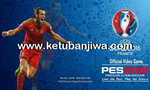 PES 2016 Indonesia Football Patch v1.1 Update Ketuban Jiwa