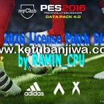 PES 2016 License Patch DLC 4.0 by Ramin CPU