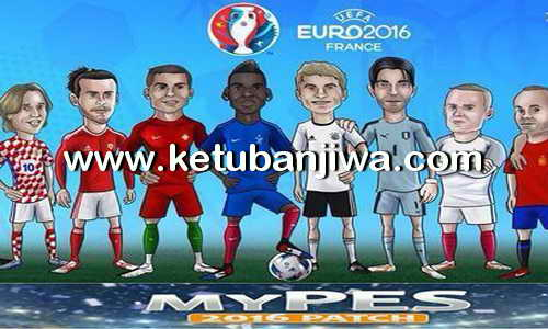 PES 2016 MyPES Patch 0.7 + DLC 4.0 Ketuban Jiwa
