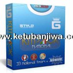 PES 2016 National Kitpack v3.3 AIO by G-Style