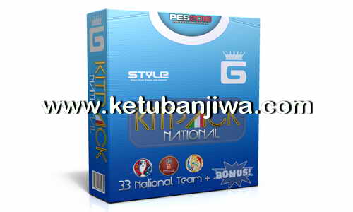 PES 2016 National Kitpack 3.3 AIO by G-Style Ketuban Jiwa
