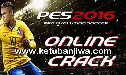PES 2016 New Crack Online 1.05 Fix 29 June 2016 by Revolt Ketuban Jiwa