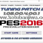 PES 2016 PES Tuning Patch v1.05.00.4.00.1 AIO