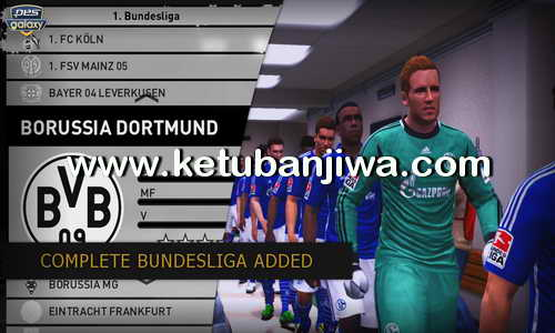 PES 2016 PESGalaxy Patch 3.01 Update Fix Ketuban Jiwa