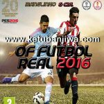 PES 2016 PS3 Option File Fútbol Real Beta 4