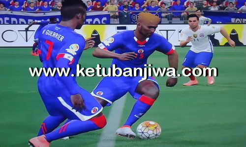 PES 2016 PS3 Option File Glatiatore 3.1 Ketuban Jiwa