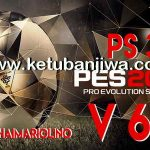 PES 2016 PS3 PupperThai Patch 6.0